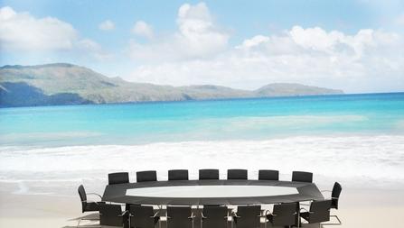 Gründen, wo andere Urlaub machen