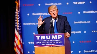 Wolken über dem Valley: Donald Trump gefährdet die Startup-Kultur