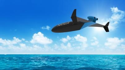 Transporter: US-Startup Nautilus entwickelt riesige Frachtdrohnen