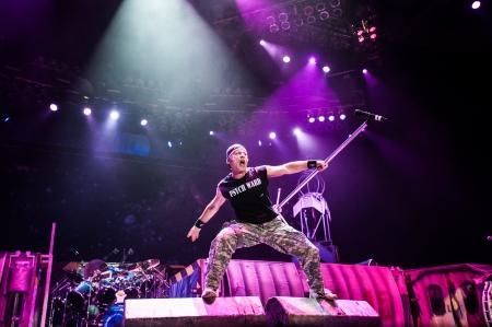 Kreativität von Iron-Maiden-Frontmann Bruce Dickinson lernen