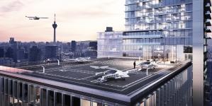 Lufttaxi Lilium absolviert erfolgreichen Testflug